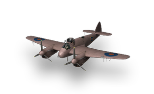 Bristol Beaufighter V IM