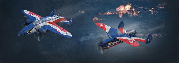 SE 100 and AD10 | World of Warplanes