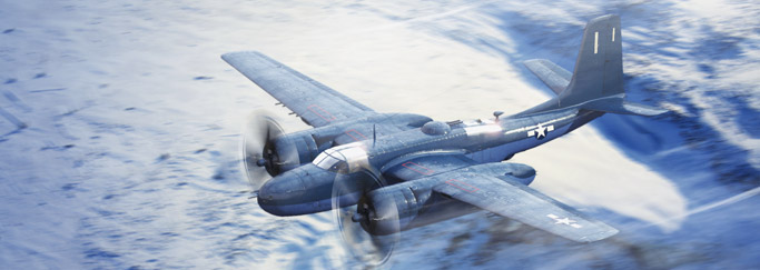 Premium Shop: Get Dead Set on Victory in the A-26B! | World