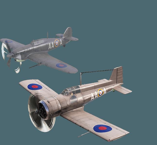 Premium Shop: Offers for March | World of Warplanes