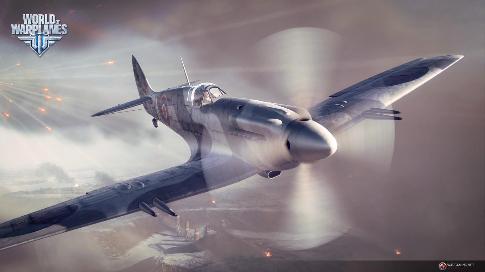 Game | World of Warplanes