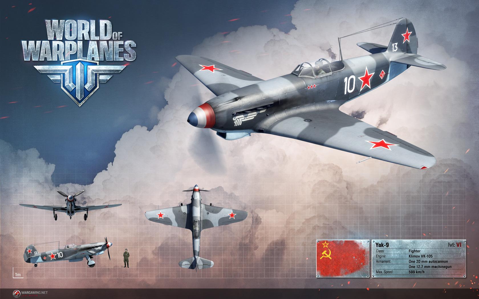 匹�d���zyak9�+�,_yakovlev02yak-9 | world of warplanes