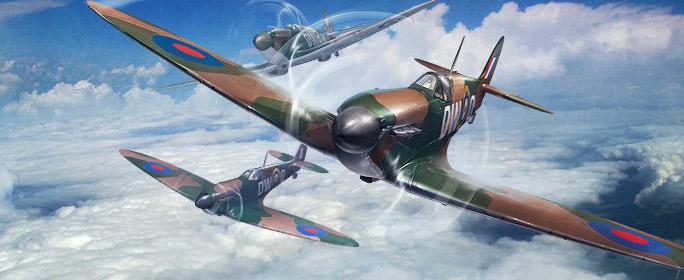 Spitfire I – A British Legend   World of Warplanes