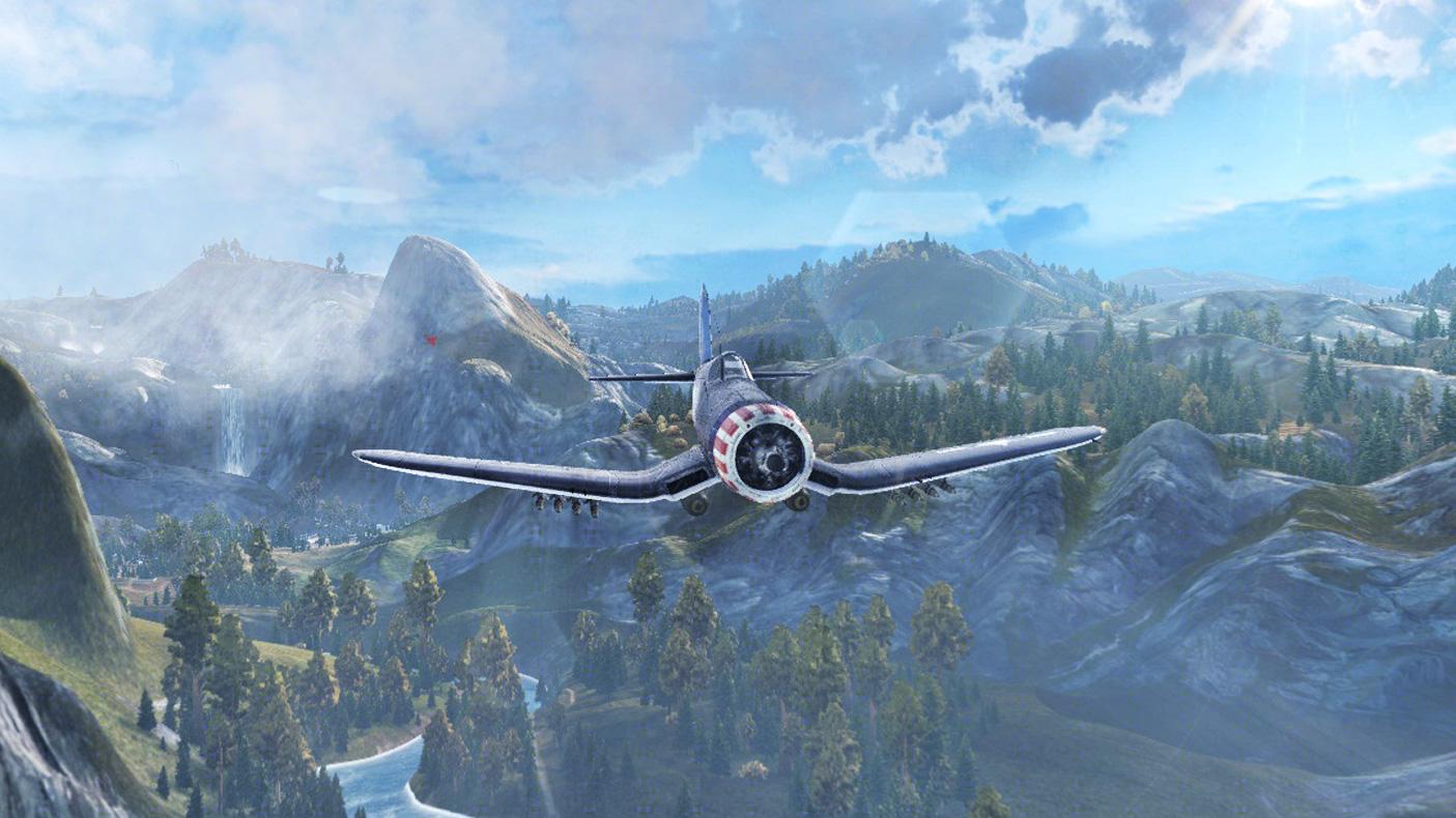chance vought f4u corsair whistling death world of warplanes