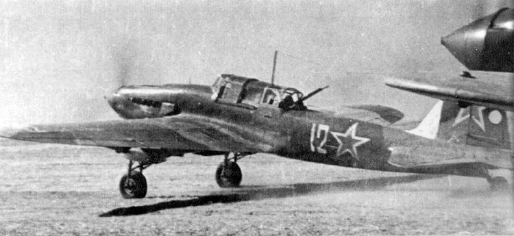 Die IL-2 - Der fliegende Panzer | World of Warplanes